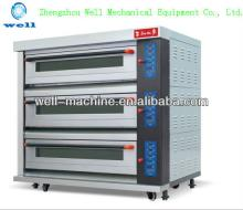 Hot sale outdoor gas oven/cake gas oven