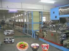 Mini Automatic Instant Noodle Processing Line