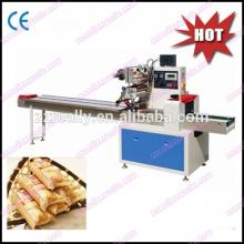Biscuit,chocolate bar flow packing machine(Upgraded version)