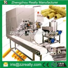 Professional automatic egg roll making machine /chocolate egg roll making machine