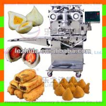 PLC multifunction Automatic color biscuit encrusting machine