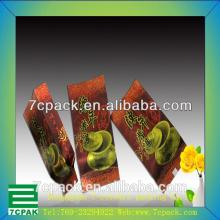 plastic custom print tea bags & laminated plastic packing bags
