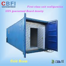 Water Cooling Used Cold Room Freezer Commercial for Africa