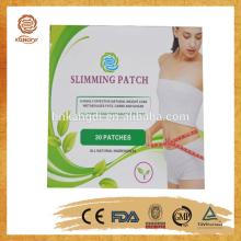 2014 latest and effective nature herbal of slim patch/natural slim patch