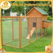 Easy Clean Garden Chicken Coop  Wire  Fencing With Ladder
