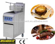 fish and chips fryers gas fryer 25liter oil capacity European gas valve