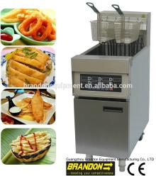 Brandon deep fat electrical fryer with crumb screen