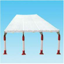 clear plastic pvc slat floor for chicken farm