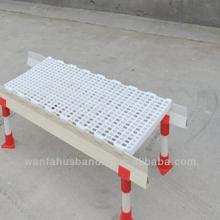 clear plastic pvc slat floor for broiler farm