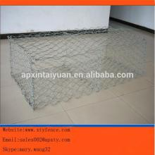 Hot-dipped galvanized or PVC coated high quality china factory hexagonal chicken cage welded mesh ga