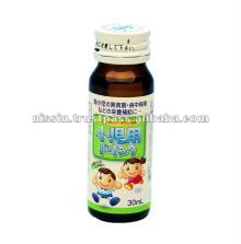 Nutritional supplement drink for children