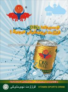 Drs Bull Energy Sport Drinks