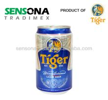 Tiger Beer can 330ml tiger beer