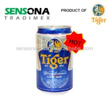 HOT - Tiger Beer can 330ml