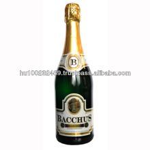 BACCHUS sweet white sparkling wine