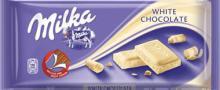 Milka White 100g