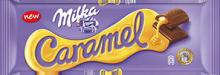 Milka Caramel with Filling 280g