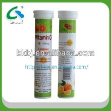 Vitamin C Effervescent Tablets with Calcium