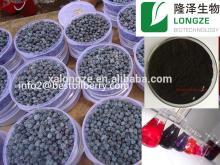 Chinese Bilberry Extract Anthocyanidins 25% Juice Powder