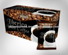 Liberica Black Coffee (Box) - Private Label/OEM