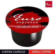 Mera lavazza blue soft capsule coffee processing plant