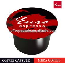 coffee  manufacturers provide different  types  of  coffee  capsule