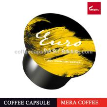 excellent taste espresso coffee capsules