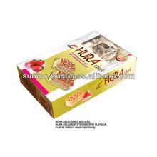 Hura Deli Milk Strawberry Flavour 168g