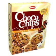 Bibica Chocochip Cashew Nuts Cookies Box 10Gx30Pcs