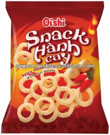 Spicy onion rings 16g 100sachets/bag