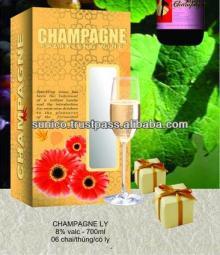 Champagne Saigon Glass 10% valc - 700ml