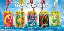 Tunisia cold drink O-cola Pepsi Libya Dana