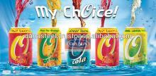 Libya Pepsi O-cola, dana soft drink
