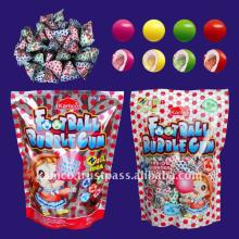 FOOTBALL CENTER FILLED JELLY BUBBLE GUM