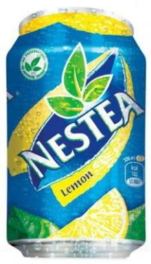 NESTEA non carbonated drink tea