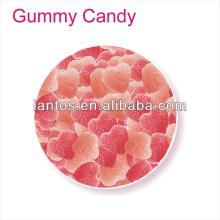LANTOS brand heart shaped gummy candy