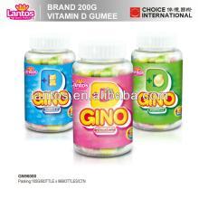 LANTOS brand 105g vitamin halal gummy