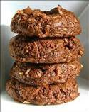 Double Double Chocolate Biscuits