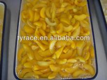 slice peaches in light syrup