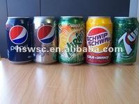 Branded Soft Drink Cocacola, Sprite, Pepsi, Coke Zero