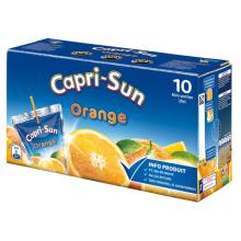 Capri-Sun Orange Pouch 20cl 10-pack