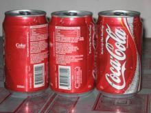 Coca....... Cola 330ml Can (24 Per Case)