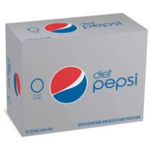 Diet...... Pepsi 330ml Can (24 Per Case)
