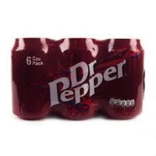 DR ...PEPPER ...SODA ...DRINKS 330ML