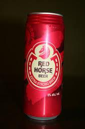 Red horse beers