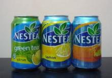 NESTEA PEACH SOFT DRINK