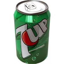 7 Up.......... Can 24 x 330ml