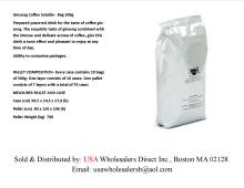GINSENG INSTANT COFFEE