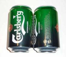 Wholesales Carlsberg Beer in 330ml Tin