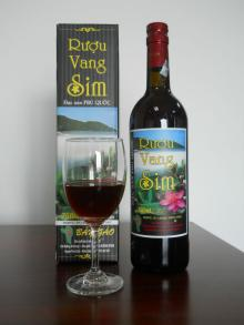 Phu Quoc Rhodomyrtus tomentosa Wine